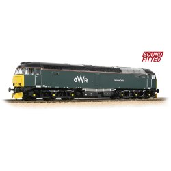 Class 57/6 57602 'Restormel Castle' GWR Green (FirstGroup) - Sound Fitted