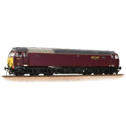 Class 57/3 57313 WCRC Maroon