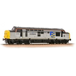 Class 37/0 37275 'Stainless Pioneer' BR Railfreight Metals