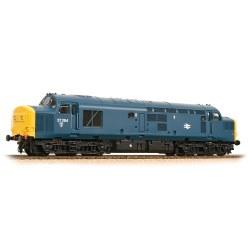 Class 37/0 37284 BR Blue Centre Panel Headcode