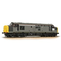 Class 37/0 37142 BR Engineers Grey