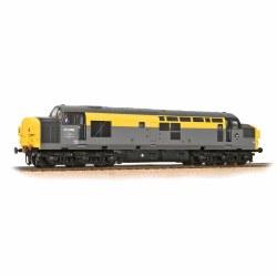 Class 37/0 37046 BR Grey & Yellow 'Dutch' Split Headcode