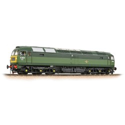 Class 47/0 D1842 BR Two-Tone Green (Small Yellow Panels)