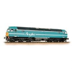 Class 47 47714 Anglia Blue