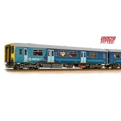 Class 150/2 150236 Arriva Trains Wales 2013 Livery - DCC Sound