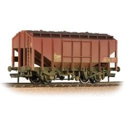 BR 35T Bulk Grain Hopper BR Freight Brown (BRT) - Weathered
