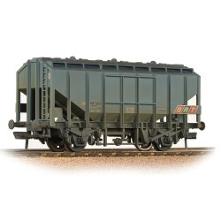 BR 35T Bulk Alumina Hopper BRT Blue - Weathered