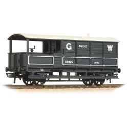 20 Ton Toad Brake Van GWR Grey