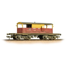 25 Ton Queen Mary Brake Van SatLink Weathered