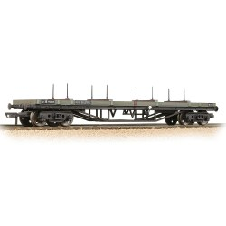 30T Bogie Bolster BR Grey (Early) - Weathered
