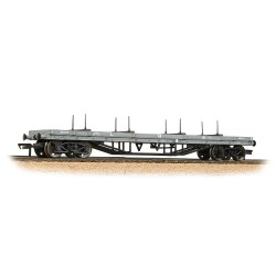 30 Ton Bogie Bolster Wagon LMS Grey