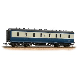 Stanier 50' Period III Full Brake BR Blue & Grey