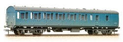 Mk1 57ft 'Suburban' BS Brake Second E43152 BR Blue