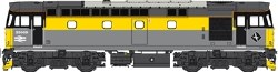 Class 33/0 BR Dutch Engineers 33009