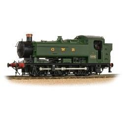 Class 94XX Pannier Tank 9402 GWR Green