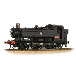 GWR 94XX Pannier Tank 9487 BR Black (Early Emblem)
