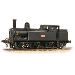 LNWR Webb Coal Tank 1054 LNWR Plain Black