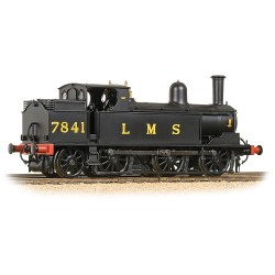 LNWR Webb Coal Tank 7841 LMS Black