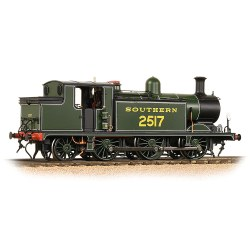 Class E4 0-6-2 2517 Southern Green