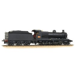Railway Operating Division (ROD) 2-8-0 2406 LNWR Black