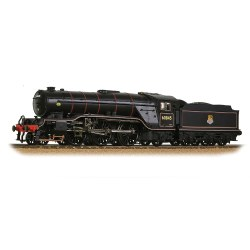 LNER V2 60845 BR Lined Black Early Emblem