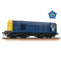 Class 20/0 20057 BR Blue (Sound Fitted)
