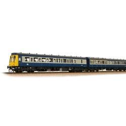 Class 117 3 Car DMU BR Blue & Grey