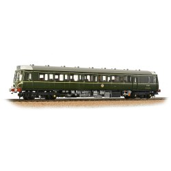 Class 121 Single-Car Unit BR Green Speed Whiskers