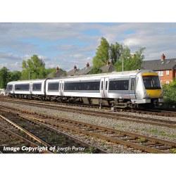 Class 168 2 Car DMU 168327 Chiltern