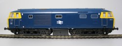 7011 in Blue with Full Yellow Ends
