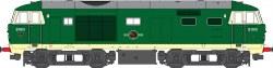 BR Class 35 Hymek Green D7015 (as built)