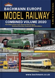 Bachmann Europe Model Railway Combined Volume 2020