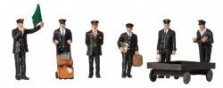 1940/50's Station Staff