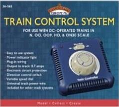 Train Control and Transformer