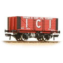 7 Plank Fixed End Wagon I.C.I. Chance & Hunt Ltd