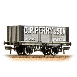 7 Plank Fixed End Wagon C. P. Perry