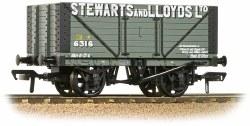 8 Plank Fixed End Wagon 'Stewart & Lloyds Ltd'