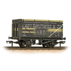 7 Plank Wagon with Coke Rails (BR) Cory Brothers & Co Weathered