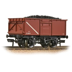 BR 16T Steel Mineral Wagon BR Bauxite (Early) - Includes Wagon Load