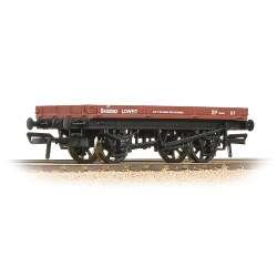 1 Plank Wagon BR Bauxite