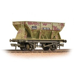 24T Ore Hopper BR Grey (Early) - Weathered