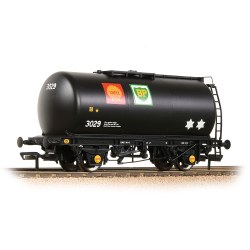 BR 45T TTA Tank Wagon 'Shell BP' Black