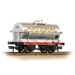 14T Tank Wagon 'National Mobil' Silver