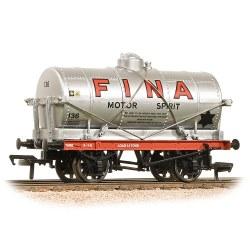 14 Ton Tank Wagon 'Fina' Silver