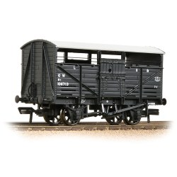 8T Cattle Wagon GWR Grey