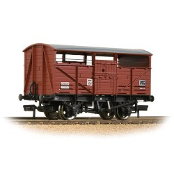 8T Cattle Wagon BR Bauxite (Late)
