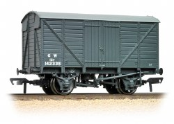 12 Ton Ventilated Van GWR Dark Grey