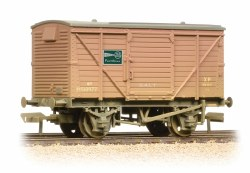 12 Ton Van BR Bauxite 'ICI Fertiliser' - Weathered