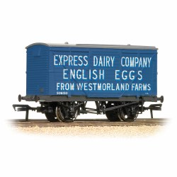 12 Ton Planked Ventilated Van 'Westmoreland Eggs'