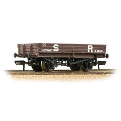 3 Plank Wagon SR Brown